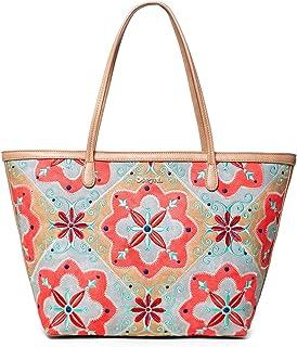 27e111c7a0e DESIGUAL Bag MARY JACKSON CAPRI Female Coral - 19SAXP23-7019-U