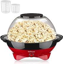 MVPower Máquina de Palomitas, 800W Popcorn Maker,
