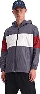 Huffer Men's Track Shell Jacket