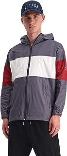 Huffer Men's Track Shell Jacket