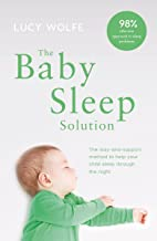 the baby sleep solution lucy wolfe
