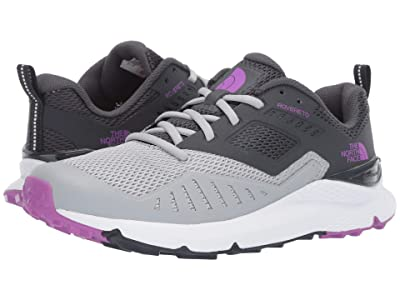 The North Face Rovereto (High-Rise Grey/Purple Cactus Flower) Women