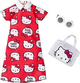 Barbie Fashions Hello Kitty Red Dress
