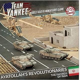 Team Yankee: Oil War: Iran: Ayatollah's Revolutionary Guard (TRNAB01)