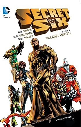 Secret Six 1: Villains United