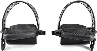 Vision Fitness & Tunturi Recumbent Upright Stationary Bike Pedal Pair Set 9/16 Spindle 024569-A