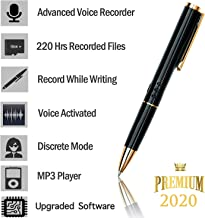 TCTEC 16GB Digital Voice Recorder for Students – [Bonus Value] Easy to Use –..