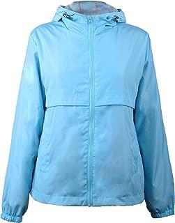 4THSEASON Women's Windbreaker Waterproof Soft Insulated Shell Jacket