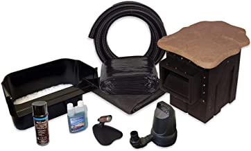 Simply Ponds 2100 Water Garden and Pond Kit with 10 Foot x 15 Foot PVC Liner
