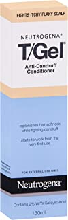 NEUTROGENA T/Gel Anti-Dandruff Conditioner, 130 Milliliter