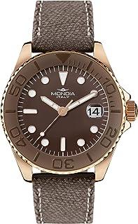 Mondia Madison Mens Analog Quartz Watch with Nylon Bracelet MI765R-1CF