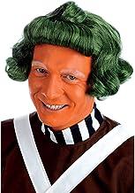 Fun Shack Wig World Book Day Costume Disfraz, Color fábrica de Chocolate Verde, Talla única (FNX2524)