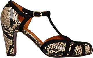 Chie Mihara Luxury Fashion Womens KOREANEGRO Black Heels   Fall Winter 19