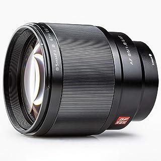 VILTROX 85mm F1.8 Mark II STM Auto Focus Lens for Fuji X Mount, Large Aperture Medium Telephoto Portrait Fixed Focus Lens ...