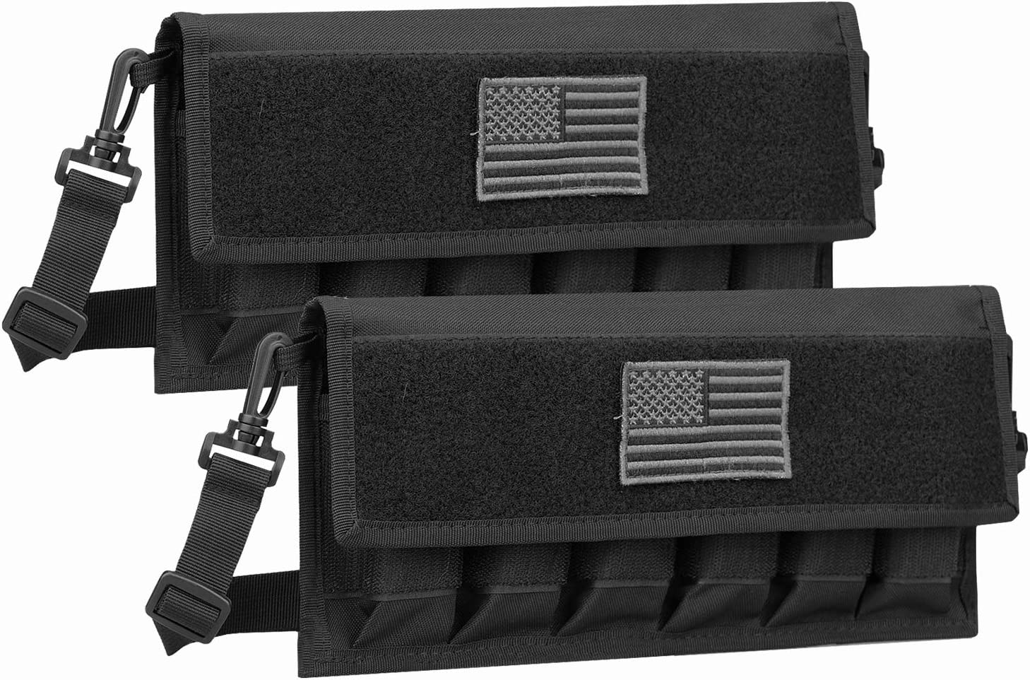 AMYIPO Tactical Gun Pistol Industry No. 1 Magazine Quantity limited Pouch 6 Storage Holder Mag