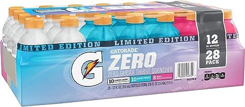 Gatorade Zero Thirst Quencher, Variety Pack (12 oz., 28 pk.)