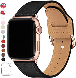 Best iwatch bands 38mm leather Reviews