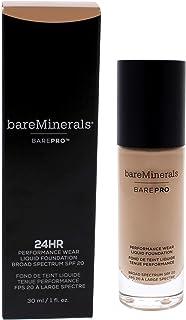 bareMinerals BarePro Performance Wear Liquid Foundation Cool Beige 10, 1 Fluid Ounce