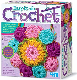4M 4355 Arts & Crafts For Girls 8 Years & Above,Multi color