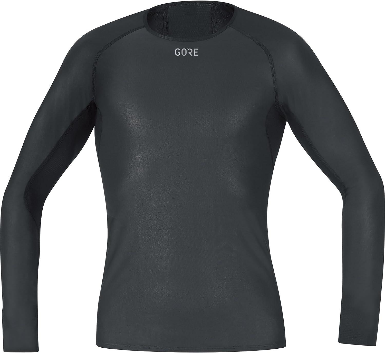 Gore Men's M Max 83% OFF Gws Long Sleeve Bl Shirt Sacramento Mall