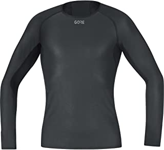 GORE WEAR Męska koszulka M Windstopper Base Layer z długim rękawem