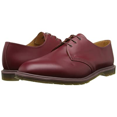 Dr. Martens Steed (Oxblood Quilon) Lace up casual Shoes
