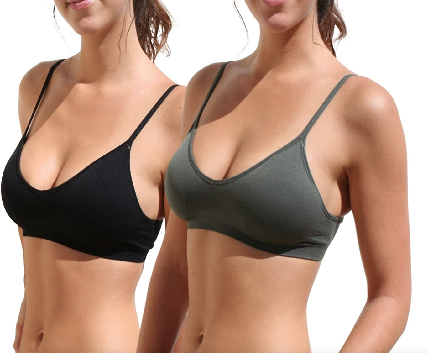 Max 71% OFF Blue 55 Women's Bralette Wireless Padded Bra Challenge the lowest price of Japan ☆ Top B Sexy Everyday