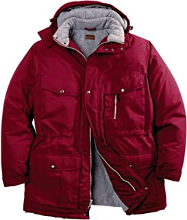 by Kingsize Men's Big & Tall Expedition Parka Coat