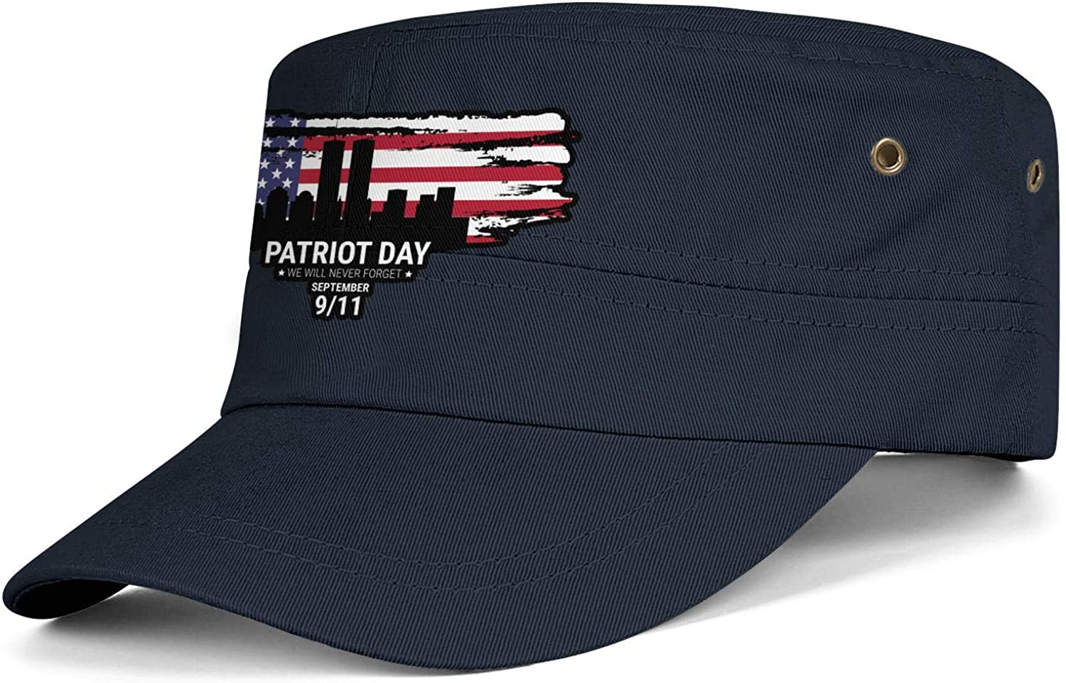 Womens Comfort Rain Hats Patriot-day-We-will-never-forget-911- Cool Baseball Caps