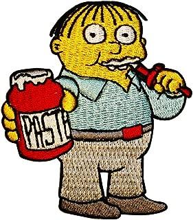 Simpsons Ralph Car Magnet SMB294