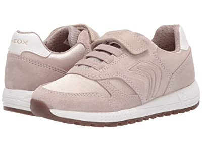 Geox Kids Alben 4 (Little Kid) (Medium Beige) Girl