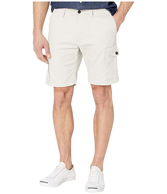 Lucky Brand  Cargo Shorts (Moonstruck) Mens Shorts