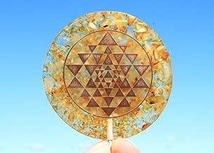 Best crystal sri yantra pendant Reviews