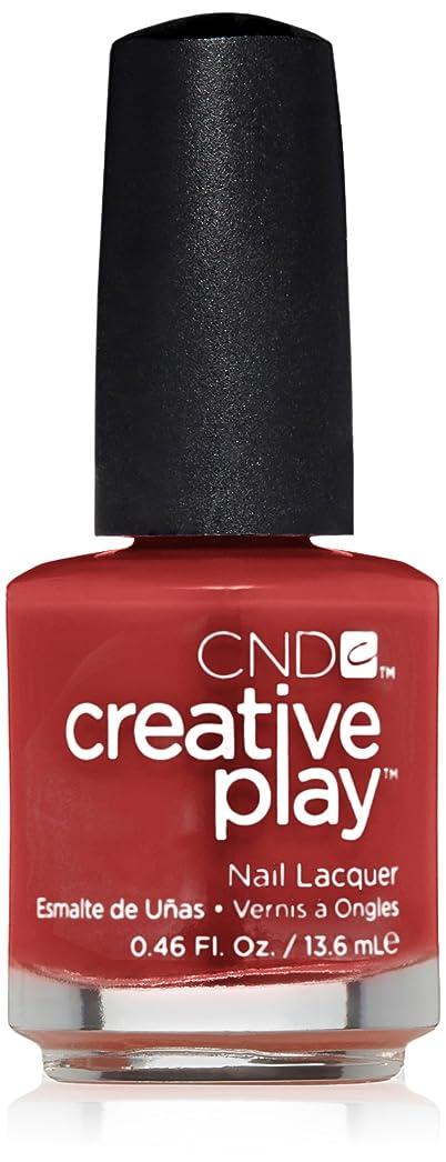 試すそれにもかかわらず過度のCND Creative Play Lacquer - On a Dare - 0.46oz / 13.6ml