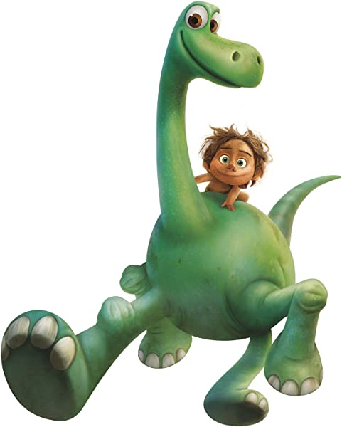 RoomMates The Good Dinosaur Arlo Peel And Stick Giant Wall Decals