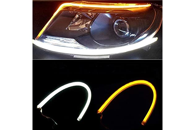 Headlights For Cars >> Best Led Strip Headlights For Cars Amazon Com