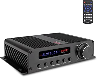 Wireless Bluetooth Home Audio Amplifier - 100W 5 Channel Home Theater Power Stereo Receiver,...