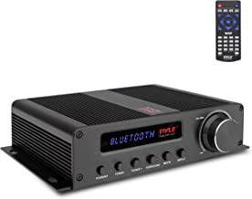 Wireless Bluetooth Home Audio Amplifier - 100W 5 Channel Home Theater Power Stereo Receiver, Surround Sound w/ HDMI, AUX, ...
