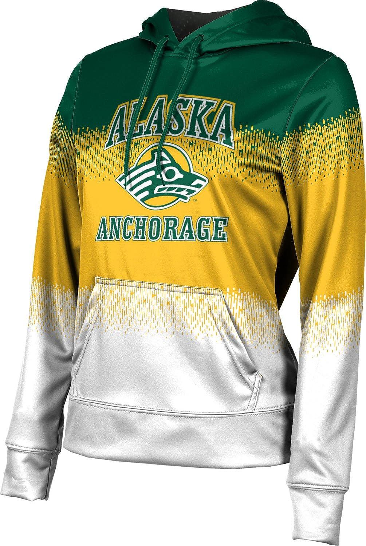 ProSphere University of Alaska Girls' Pullover Hoodie Anchorage Finally resale start Gifts