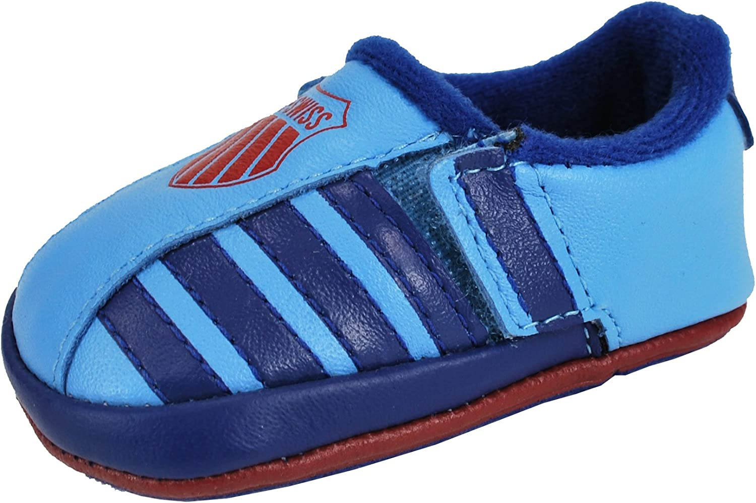 K-Swiss New Max 45% OFF Born Crib Max 88% OFF Shoes Navy Blue Ellzey Sneaker Red