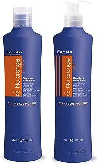 Fanola No Orange Shampoo + Maschera Antiarancio - 700 Ml