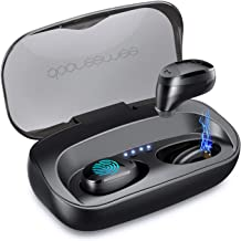 Dooreemee Wireless Earbuds Bluetooth 5.0 Ear Buds Wireless Earphones with 3000mAh Charging Case Waterproof TWS Stereo Head...