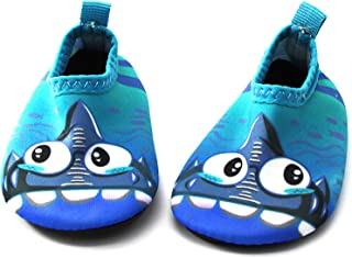 Baby Girls Boys Water Shoes Swim Barefoot Water Sport Aqua Socks for Beach Pool Swim Sand