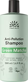 Urtekram Green Matcha Shampoo Organic Deep Cleansing 500 ml