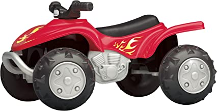 product image for American Plastic Toys Kids Quad Rider, Red