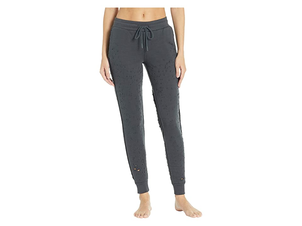 ALO Fierce Sweatpants (Anthracite) Women
