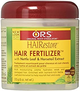 ORS HAIRestore Hair Fertilizer with Nettle Leaf and Horsetail Extract 6 oz