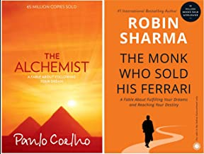 The Alchemist + The Monk Who Sold His Ferrari ( Best Selling Books)