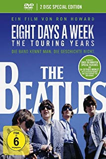 Beatles, The: Eight Days A Week - The Touring Years. Special Edition [DVD]