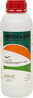 CULTIVERS Force-CU de 1 l. Fungicida de Cobre Ecológico que